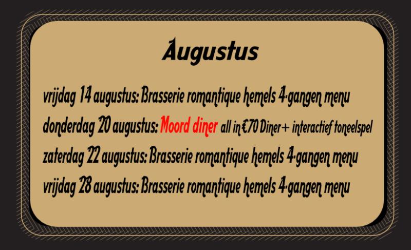 Brasserie Romantique